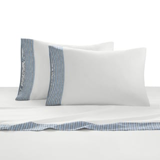 Echo Design Kamala Cotton Sateen Sheet Set