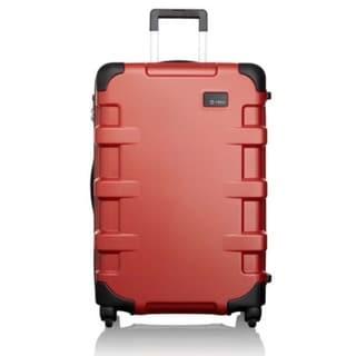 Tumi Cargo T-Tech 27-inch Medium Sienna Red Hardside Spinner Suitcase
