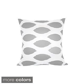 Ikat Pattern 18-inch Pillow Cover