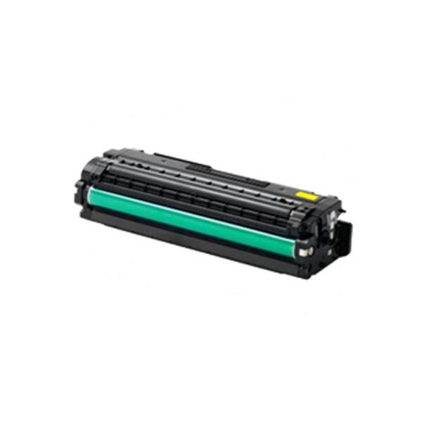 Samsung Compatible CLT-Y504S Yellow Toner Cartridge