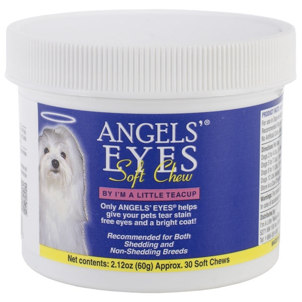 Angels' Eyes Soft Chews For Dogs & Cats 30ct-Chicken