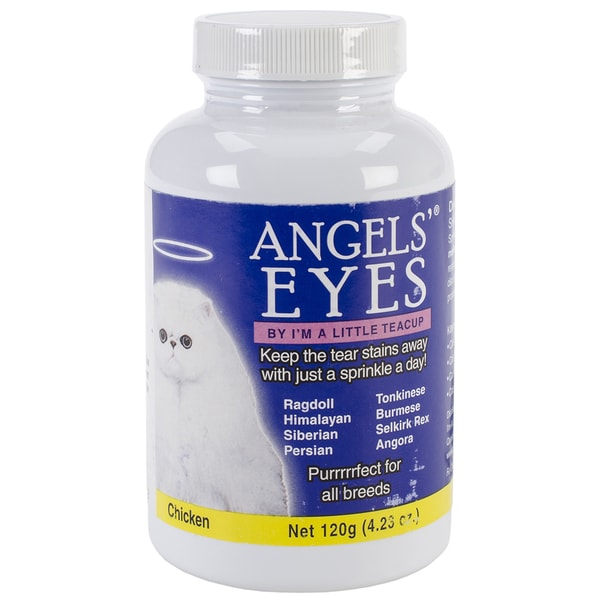 Angels' Eyes Supplement For Cats 120g-Chicken