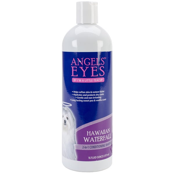 Angels' Eyes 2-In-1 Conditioning Dog Shampoo 16oz-Hawaiian Waterfall
