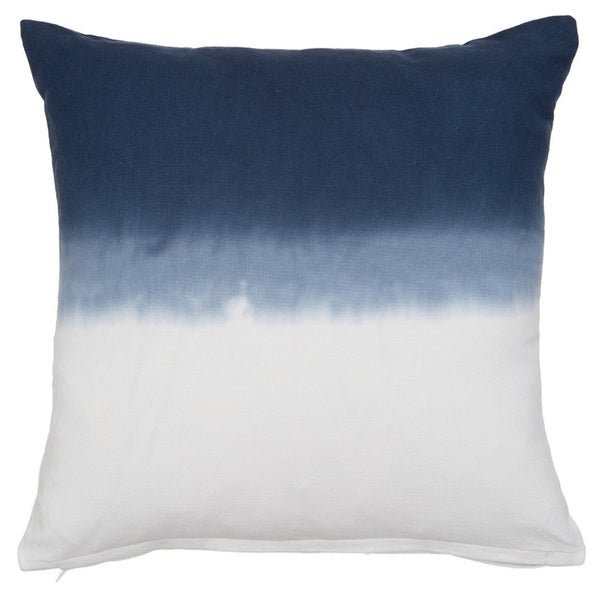 Dip-dye Decorative Indoor/ Outdoor Pillow Cover