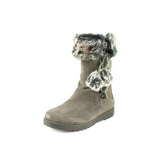 White Mountain Women's 'Forest' Regular Suede Boots (Size 9 )