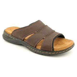 Dr. Scholl's Men's 'Gordon' Leather Sandals (Size 10 )