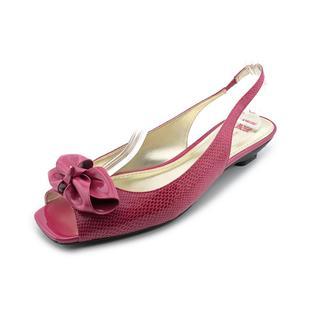 Anne Klein Women's 'Jest' Synthetic Sandals