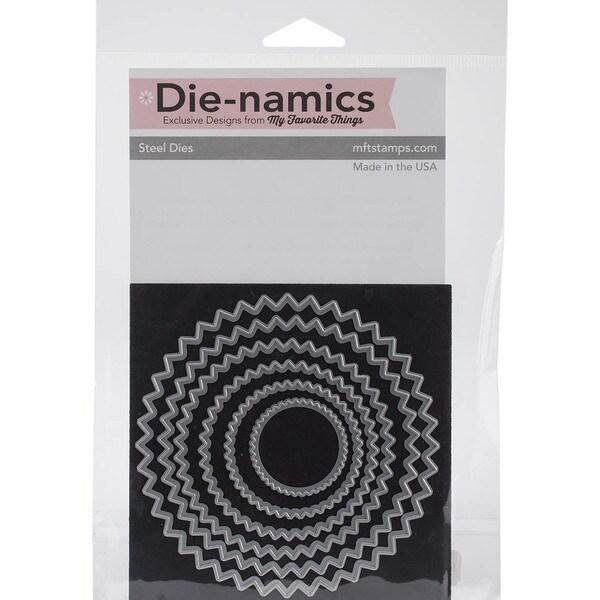 Die-Namics STAX Dies-Pinking Edge Circle