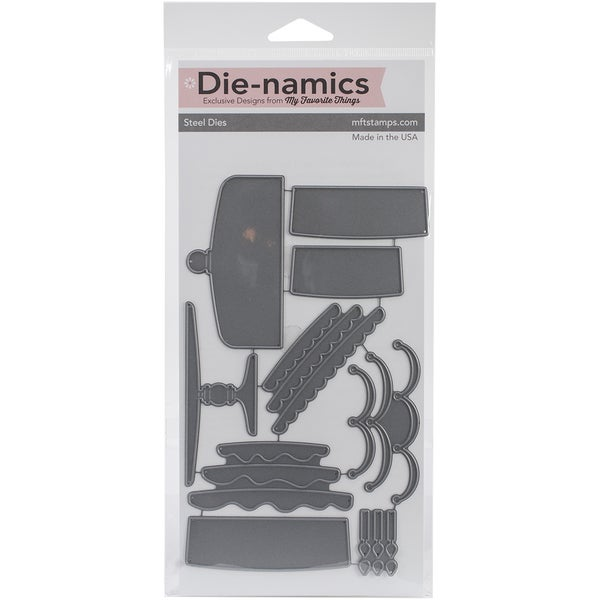 Die-Namic Dies-Bring On The Cake
