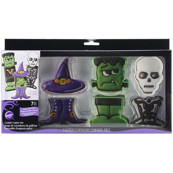 Cookie Cutter Set-Monster Mash