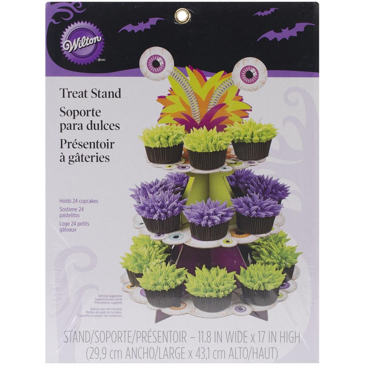 Wilton Treat Stand-Halloween Eyeballs