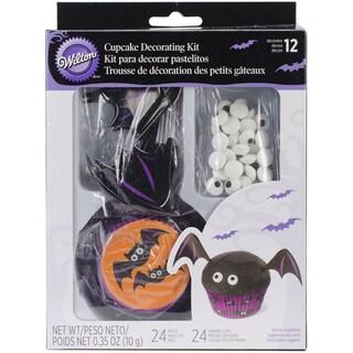 Cupcake Decorating Kit -Bat