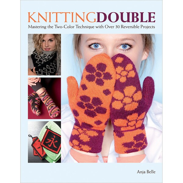 Trafalgar Square Books-Knitting Double
