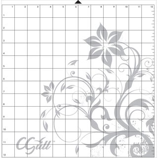 Silhouette Style Cutting Mat 12X12in
