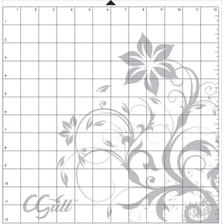 Silhouette Style Cutting Mat 12X12 inches