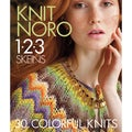 Sixth & Springs Books-Knit Noro 1-2-3 Skeins