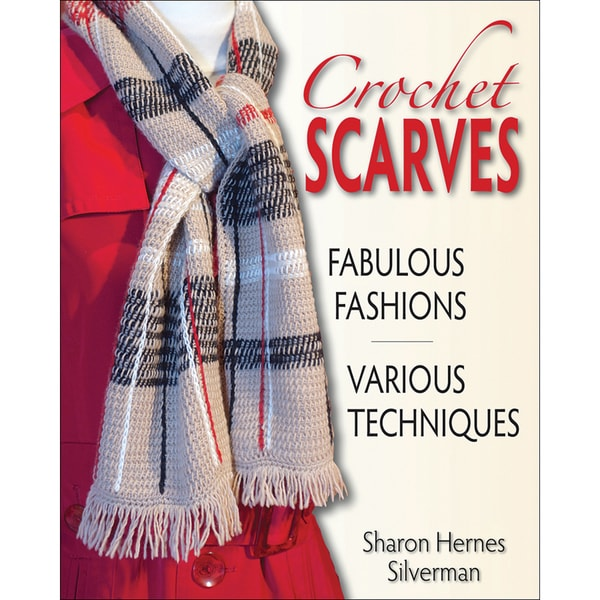 Stackpole Books-Crochet Scarves