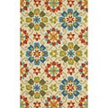 Hareer Multi-colored Rug (8'6 x 11'6)