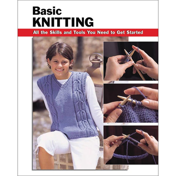 Stackpole Books-Basic Knitting