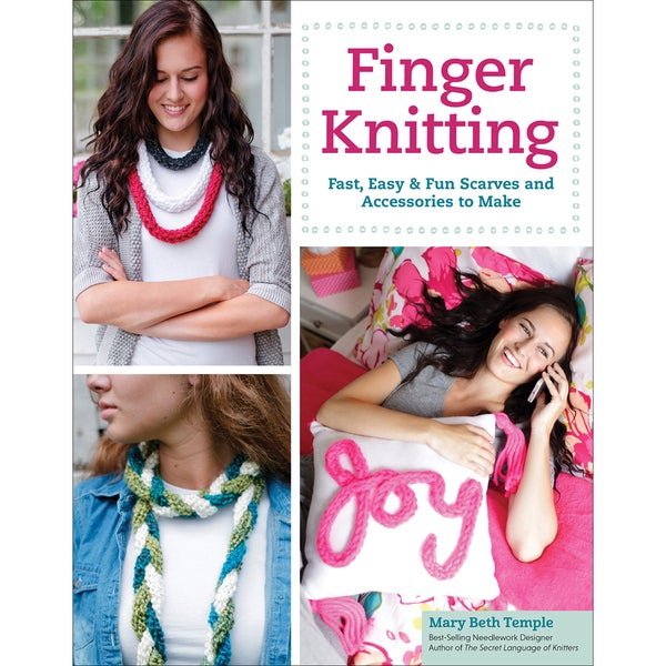 Design Originals-Finger Knitting