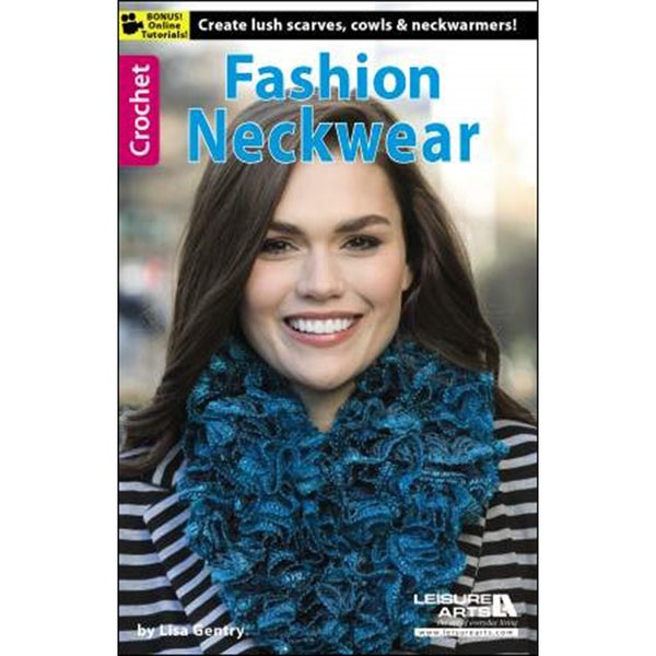 Leisure Arts-Fashion Neckwear