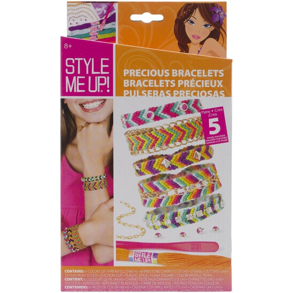 Style Me Up! Precious Bracelets Kit