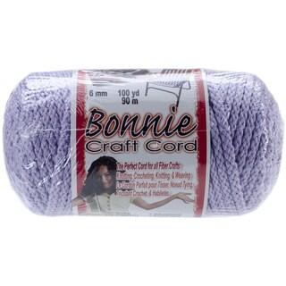Bonnie Macrame Craft Cord 6mm X 100yd-Lavender