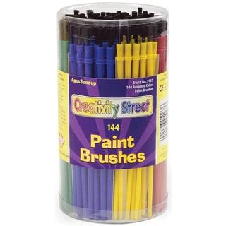 Economy Paint Brush Canister 144/Pkg