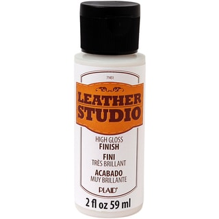 Leather Studio High Gloss Finish 2oz-High Gloss