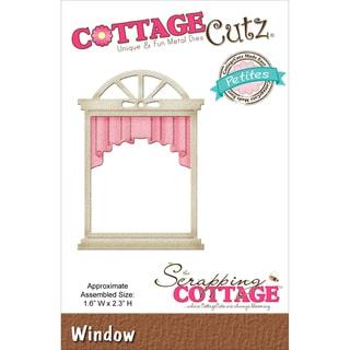 "CottageCutz Petites Die 1.6""X2.3""-Window"