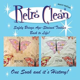 Retro Clean 4oz Bag