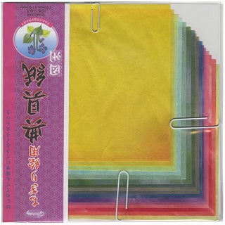 "Origami Paper 5.875""X5.875"" 16/Pkg-Tengushi"
