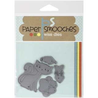 Paper Smooches Die-Cat Icons