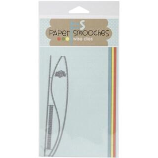Paper Smooches Die-Stitched