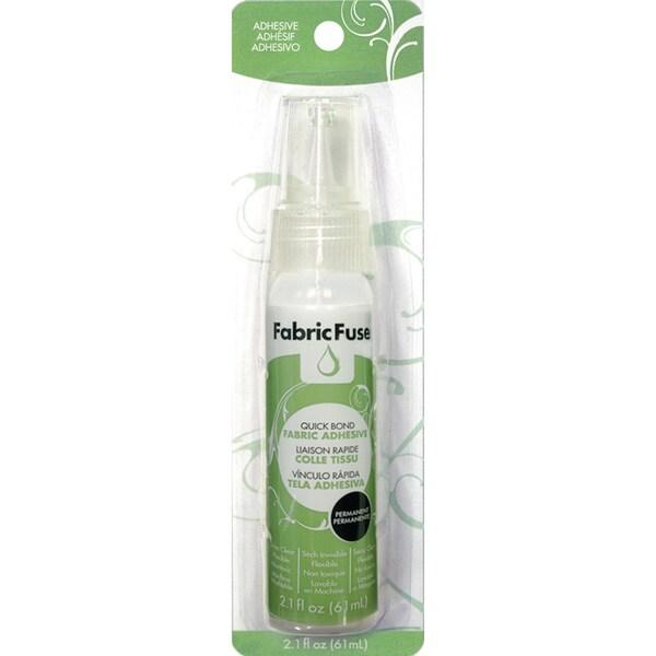 Fabric Fuse Liquid Glue-2.1oz