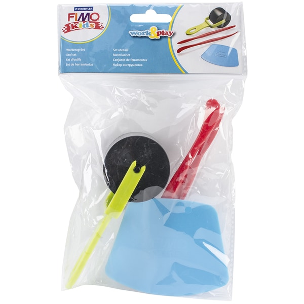 Work & Play Tool Set-4 Pieces