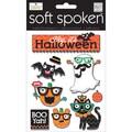 Soft Spoken Themed Embellishments-Ellen Krans - It's Halloween
