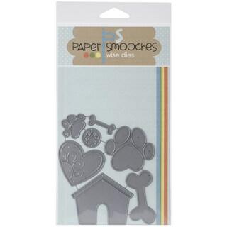 Paper Smooches Die-Dog