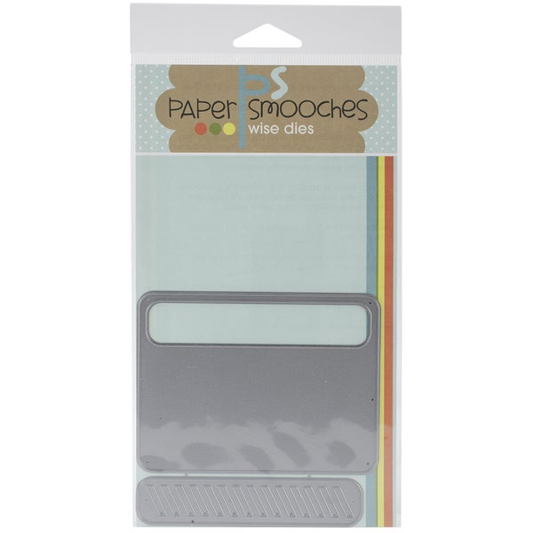 Paper Smooches Die-Hot Spot Small Base