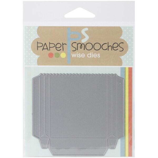 Paper Smooches Die-Shopping Bag