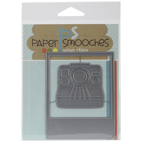 Paper Smooches Die-Polaroid