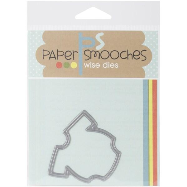 Paper Smooches Die-Onesie