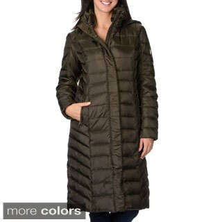 Nuage Women's Zurich Quilted Down Coat