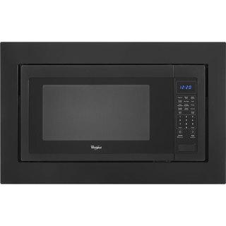 Whirlpool WMC50522AB Black 2.2 cu. ft. Countertop Microwave