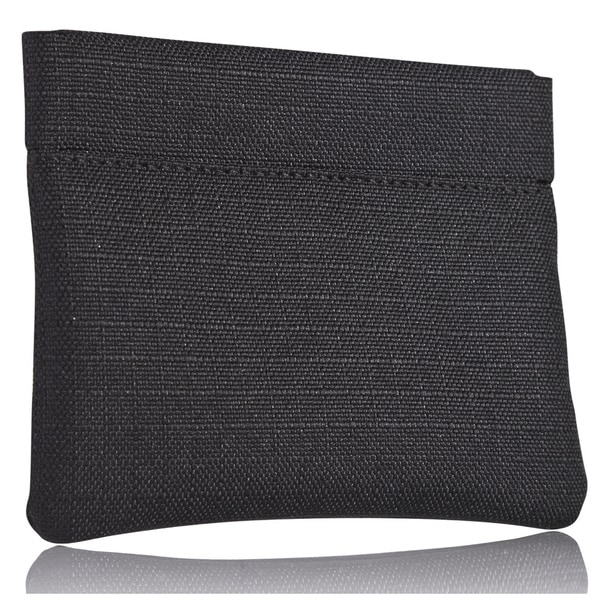 Allett Black EcoThin Coin Purse