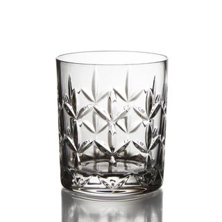 Fitz and Floyd Fleur 10-ounce Old Fashioned Glasses (Set of 4)