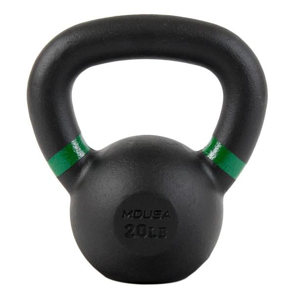 MDUSA V4 Lb Series 20-pound Kettlebell