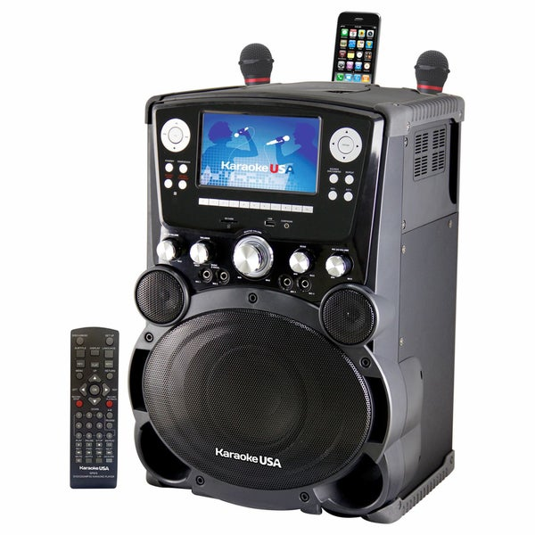 JS Karaoke Professional DVD/CD+G /MP3+G Karaoke Player