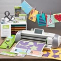 Cricut Expression 2 with 2 Preloaded Cartridges + 2 Bonus Cartridges + $50 Image Card & Tools