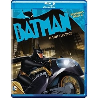 Beware The Batman: Dark Justice Season 1 Part 1 (Blu-ray Disc) 14049418